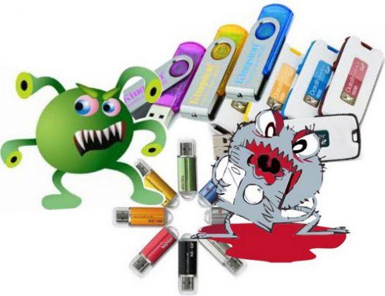 Cara Menghilangkan Virus Dari USB Dengan Mudah