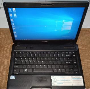 Laptop TOSHIBA Type C640