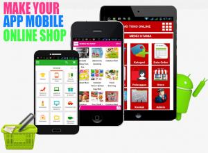 Jasa Pembuatan Aplikasi Toko Online