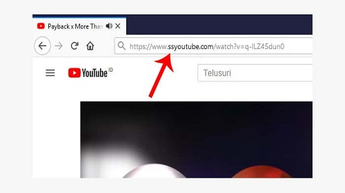 Cara Download Video Youtube Dengan SS
